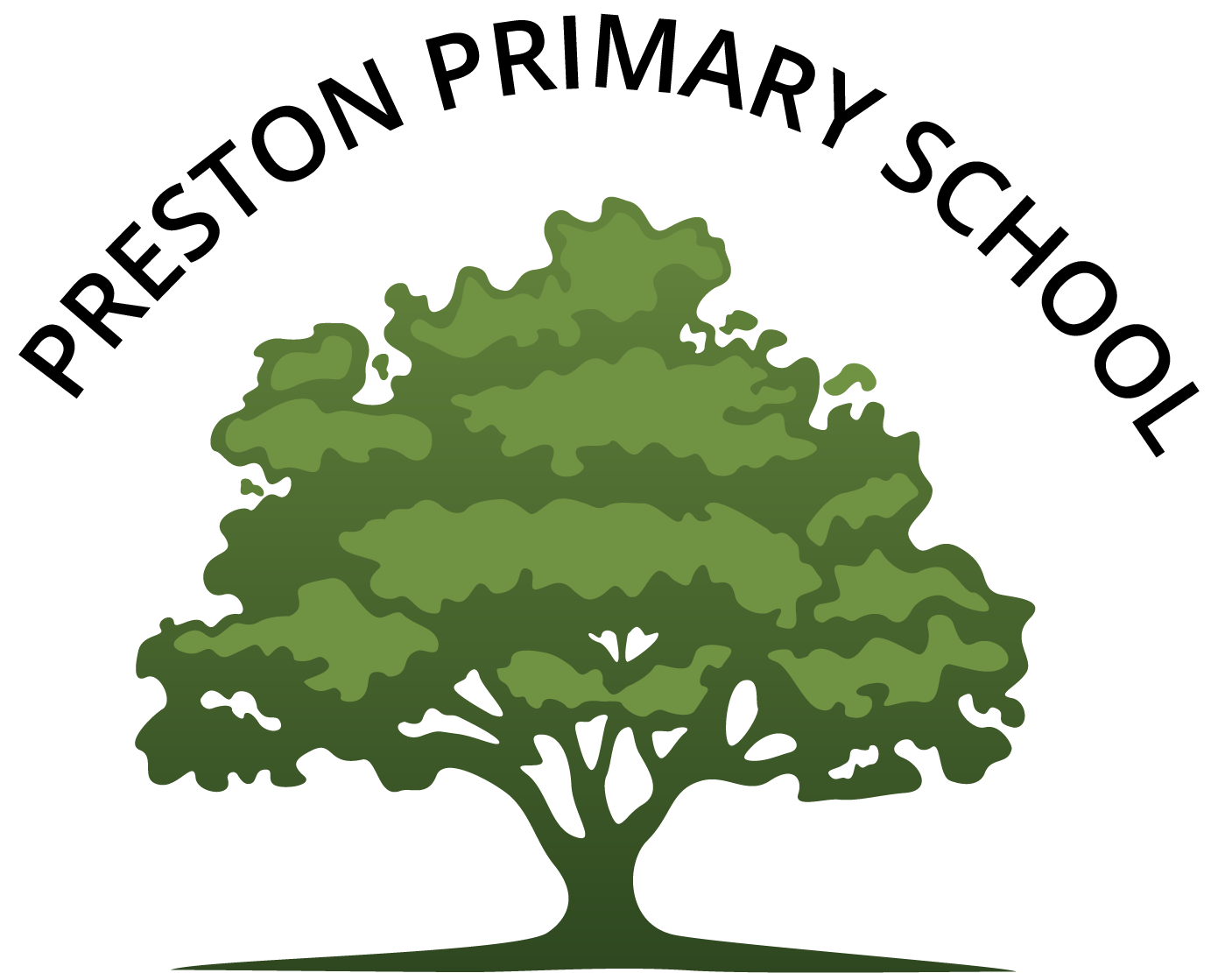 Preston Primary School Logo
